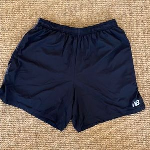New Balance men's running shorts